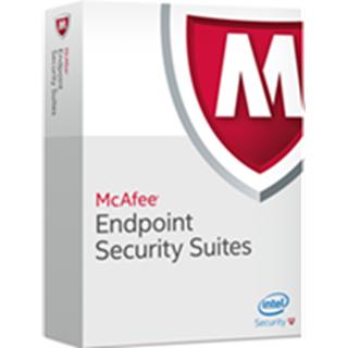 McAfee Endpoint Protection - защита конечных точек с высочайшим уровнем быстродействия для компаний любого масштаба